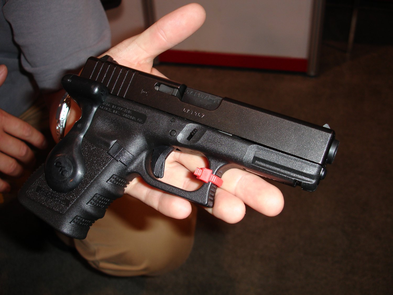 Displaying 16> Images For - Glock 34 Gen 4 Red Dot...